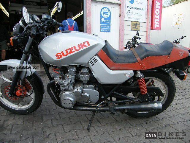 Suzuki Gs M Lgw on 1982 Suzuki Gs550e