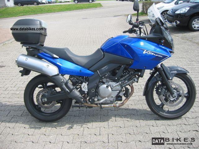 2007 Suzuki  A V-Strom DL 650 Motorcycle Tourer photo