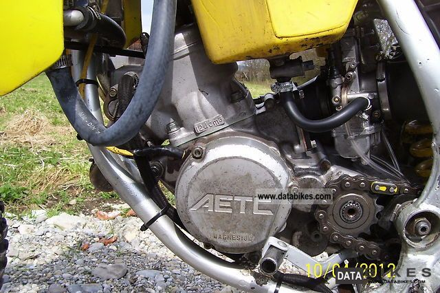 1992 Suzuki RM 125