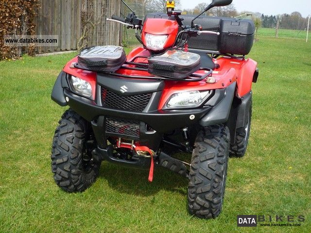 Suzuki  AD-750 King Quad 2009 Quad photo
