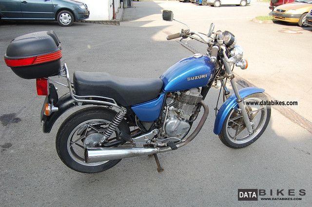 1982 Suzuki GN 400 * Only 42031km * TÜV / AU 11/2013
