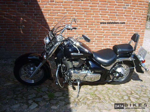 2001 Suzuki  Volusia 800 Motorcycle Chopper/Cruiser photo