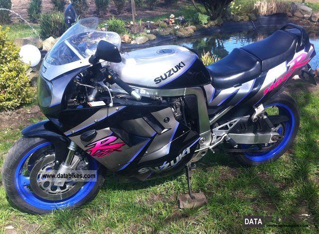 1992 Suzuki  GSX R Motorcycle Motorcycle photo