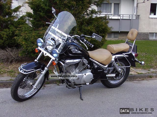 Suzuki  Intruder LC 125 1999 Chopper/Cruiser photo