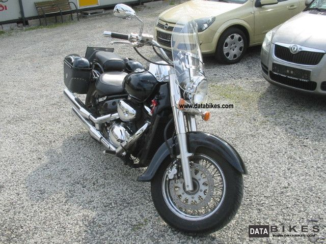 2003 Suzuki  Volusia Motorcycle Chopper/Cruiser photo