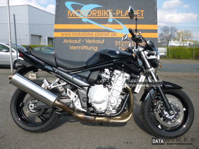2007 Suzuki  GSF 1250 NA ABS Motorcycle Motorcycle photo