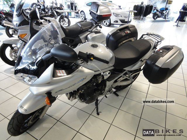 2006 Suzuki  GSF 1200 Bandit S incl Krauser luggage Motorcycle Motorcycle photo