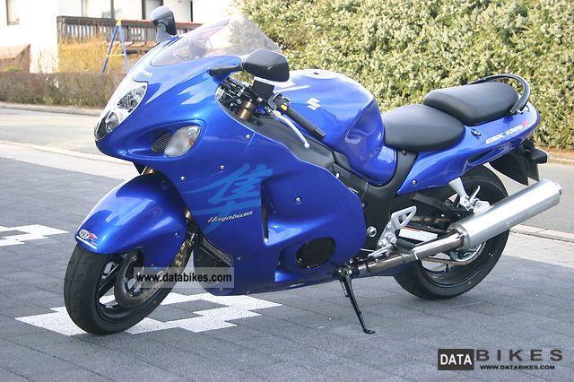 2007 Suzuki  Hayabusa Motorcycle Sports/Super Sports Bike photo