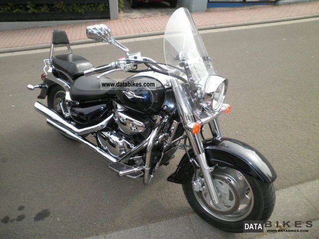 2006 Suzuki  VL 1500 L / C C 1500 Intruder lots of accessories! Motorcycle Chopper/Cruiser photo