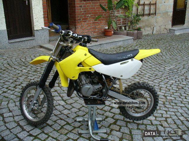 2003 Suzuki  65 Motorcycle Rally/Cross photo