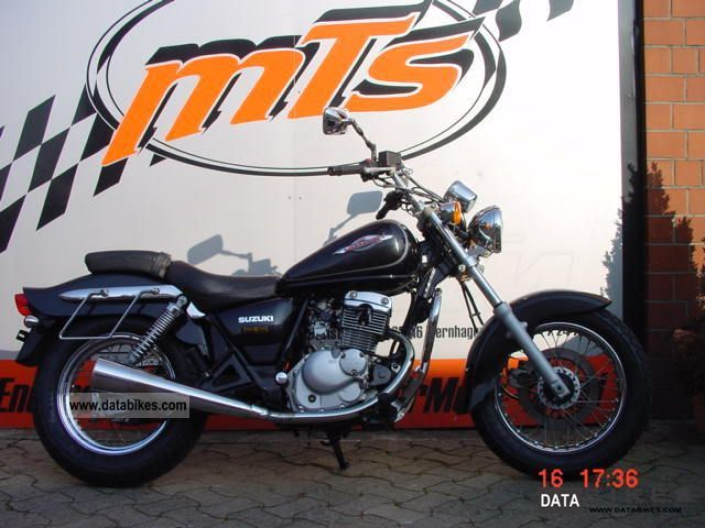 2002 Suzuki  GZ 125 Motorcycle Chopper/Cruiser photo
