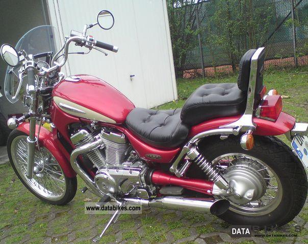 1998 Suzuki  vs. 800 Intruder Motorcycle Chopper/Cruiser photo