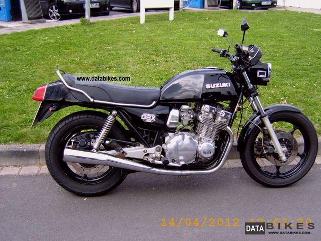 1981 Suzuki  GSX 1100 Motorcycle Motorcycle photo