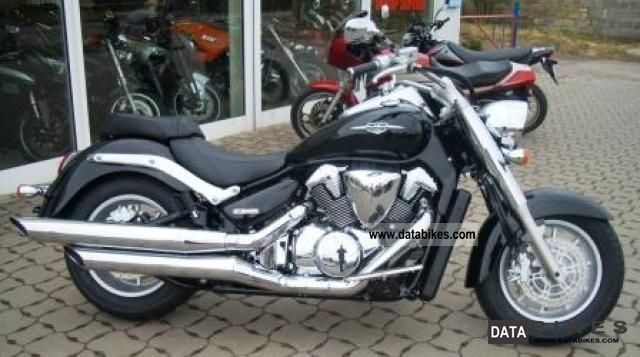 2011 Suzuki  VLR1800 C1800 VAT paid! Motorcycle Chopper/Cruiser photo