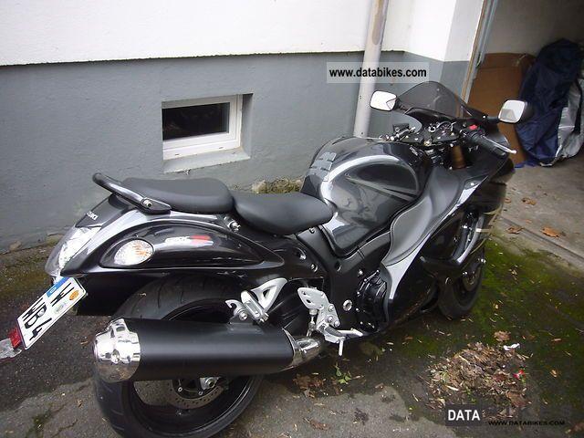 2009 Suzuki Gsx1300r Hayabusa