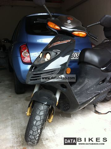 1999 Suzuki  Katana Motorcycle Scooter photo