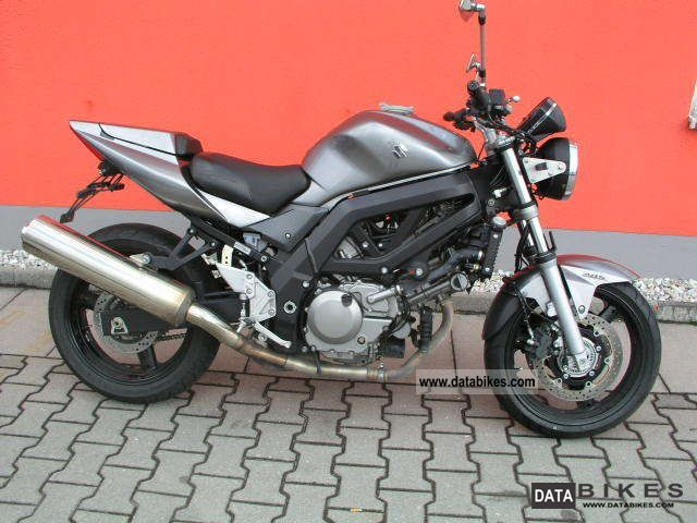 2007 suzuki sv 650 abs. Black Bedroom Furniture Sets. Home Design Ideas