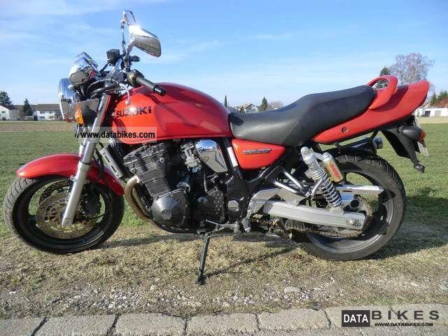 1999 Suzuki  GSX Motorcycle Motorcycle photo