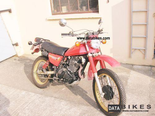 1983 Suzuki  DR 500 15895km original vintage Motorcycle Enduro/Touring Enduro photo