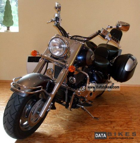 2005 Suzuki  VL 1500 LC Intruder for the big tour Motorcycle Chopper/Cruiser photo