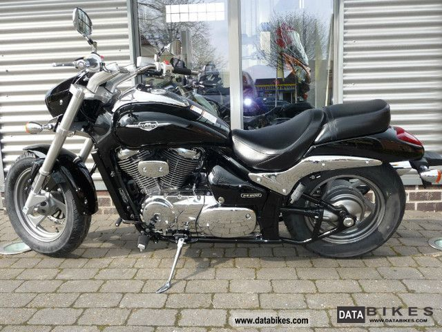 2011 Suzuki  M 800 - 19% VAT 1178 -. € Motorcycle Chopper/Cruiser photo