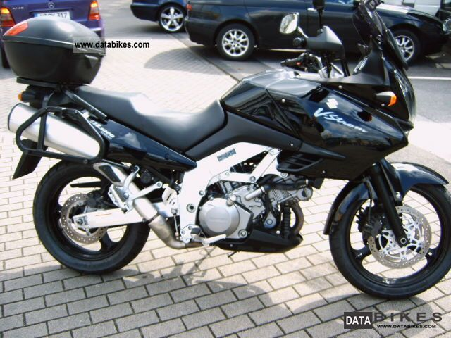 2006 Suzuki  DL 1000 V-Strom Motorcycle Enduro/Touring Enduro photo