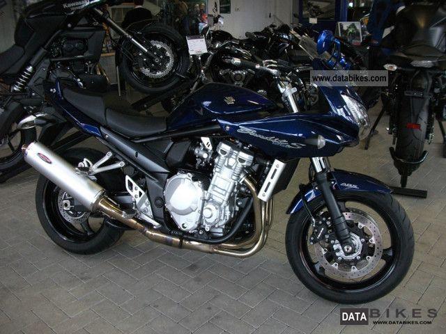 2009 Suzuki  Bandit 1250SA Motorcycle Motorcycle photo