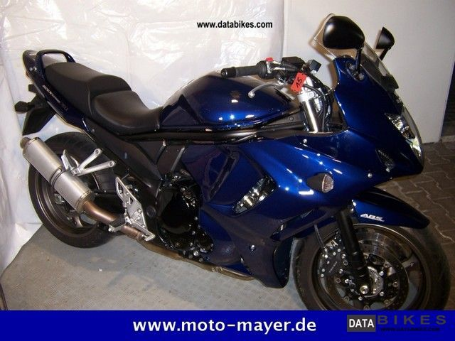 Suzuki  GSX1250F Bandit 2011 Tourer photo