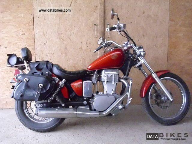 1988 Suzuki  LS 650 Motorcycle Chopper/Cruiser photo