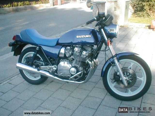 1980 Suzuki  GS75X Motorcycle Sports/Super Sports Bike photo