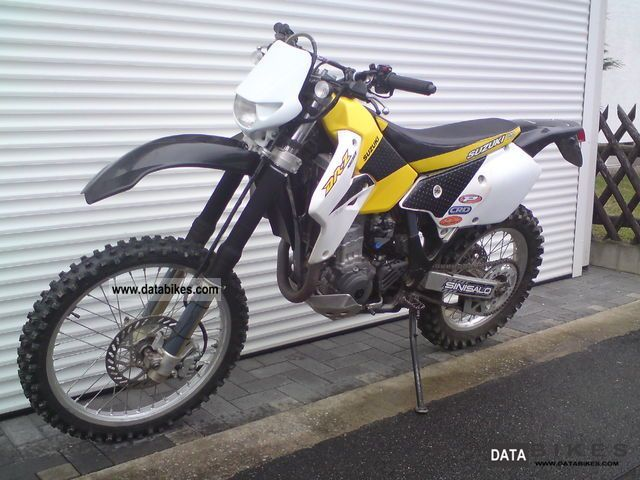 2003 Suzuki  DRZ 400 Motorcycle Enduro/Touring Enduro photo