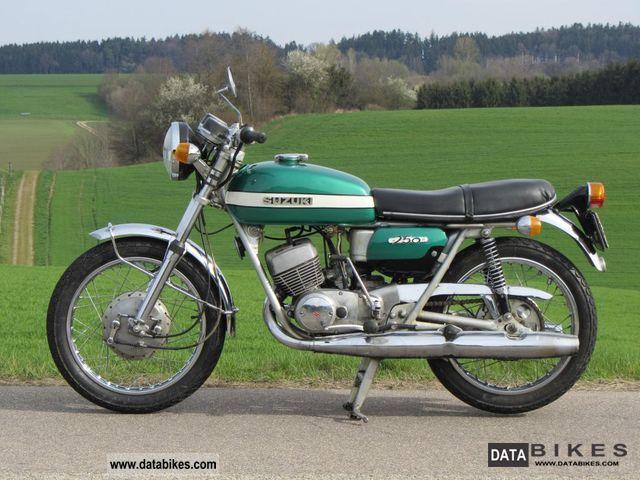 4 Letter Car Makers >> 1972 Suzuki T 250