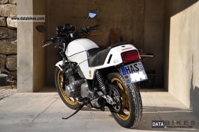 1983 Suzuki  GSX 1100 E (GU71B) Motorcycle Motorcycle photo