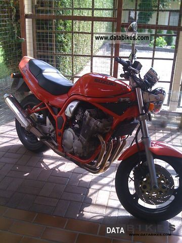 1997 Suzuki  600n Motorcycle Motorcycle photo