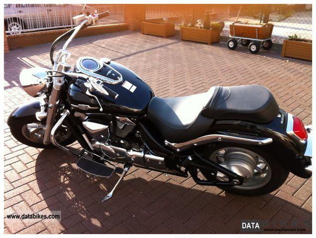 2008 Suzuki  C1800 Motorcycle Chopper/Cruiser photo