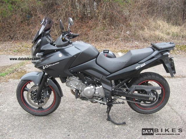 2007 suzuki v strom dl 650 abs. Black Bedroom Furniture Sets. Home Design Ideas