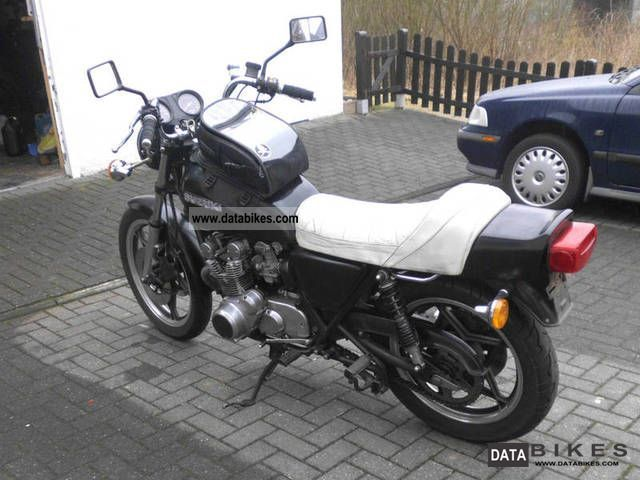 Suzuki  550 GS Vintage 1979 Vintage, Classic and Old Bikes photo