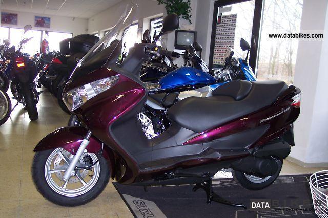 2011 Suzuki Uh200 Burgman
