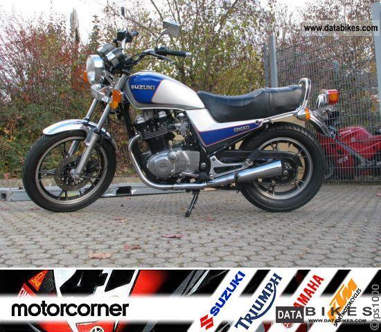1986 Suzuki  GR 650 Motorcycle Motorcycle photo