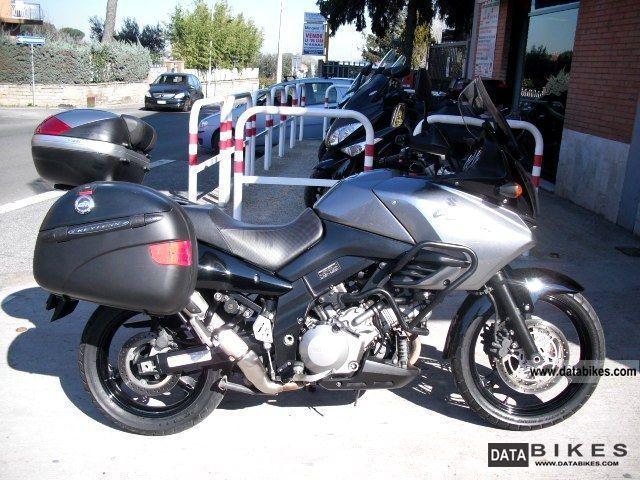 2007 Suzuki  v - current 1000 dl Motorcycle Tourer photo