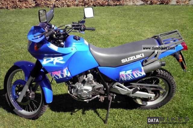 1994 Suzuki  650DR Motorcycle Enduro/Touring Enduro photo