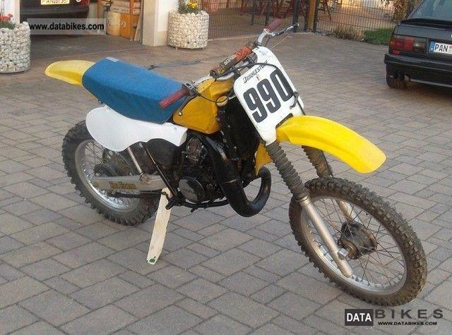 1983 Suzuki  RM 250 Motorcycle Rally/Cross photo