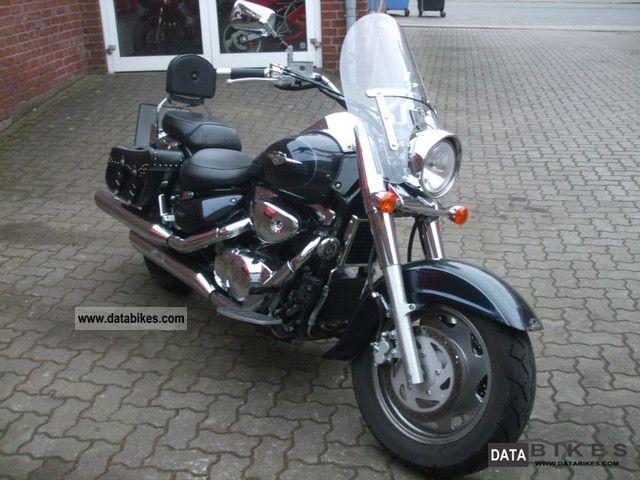 2006 Suzuki  C1500 Intruder Motorcycle Chopper/Cruiser photo