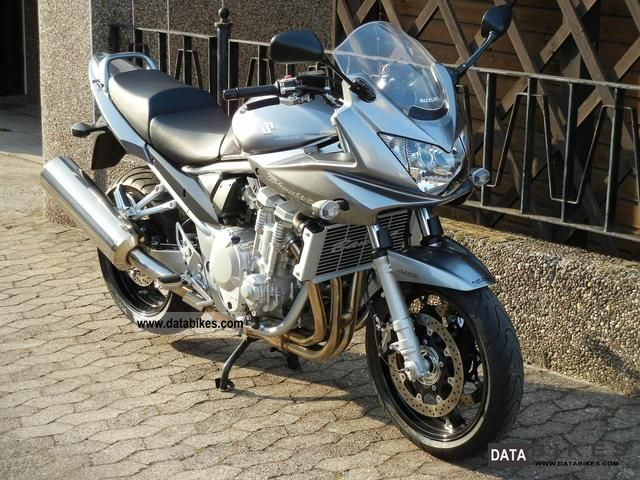 2009 Suzuki  Bandit 1250 Motorcycle Motorcycle photo