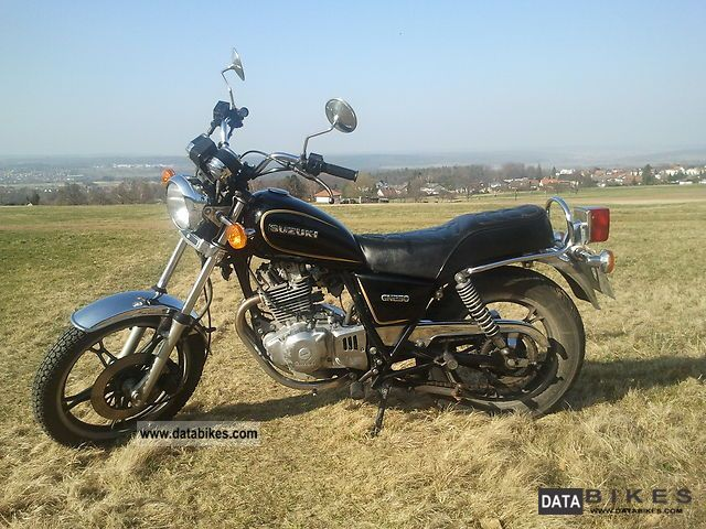 1985 Suzuki  GN 250 Motorcycle Chopper/Cruiser photo