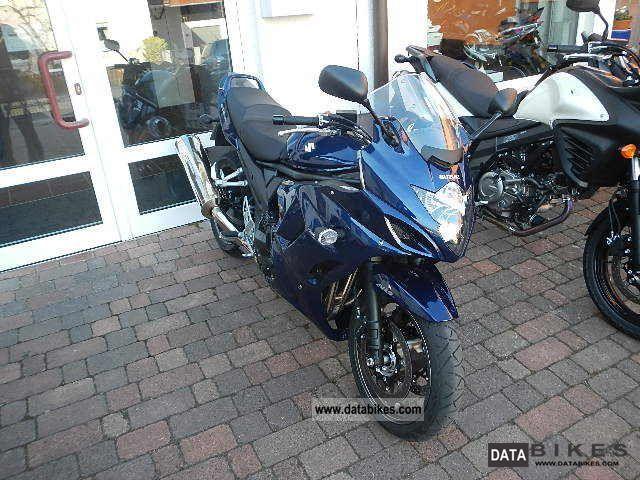 2012 Suzuki  GSX1250FA Motorcycle Sport Touring Motorcycles photo