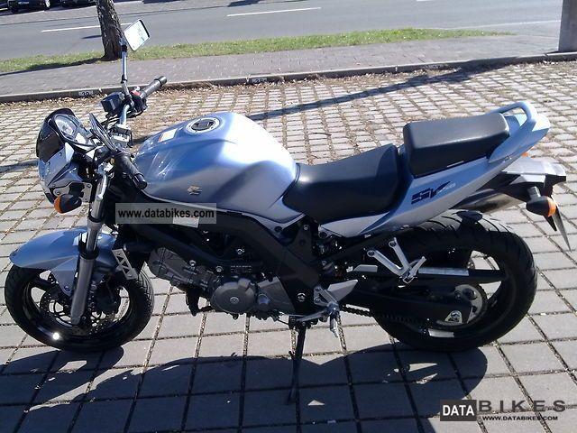 2007 Suzuki  SV 650 Motorcycle Motorcycle photo