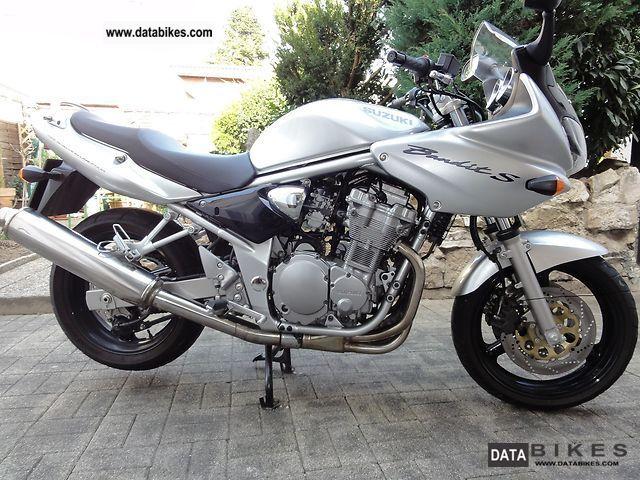 2009 Suzuki  Bandit GSF600 / S Motorcycle Sport Touring Motorcycles photo