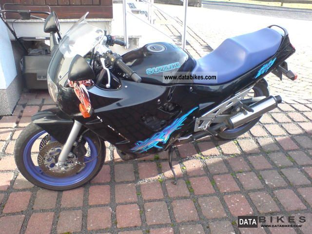1994 Suzuki  750 Motorcycle Motorcycle photo
