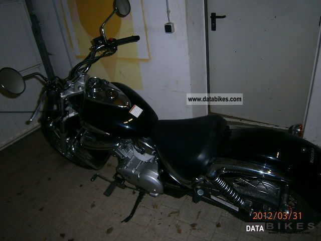 Suzuki  VL Intruder 2007 Chopper/Cruiser photo